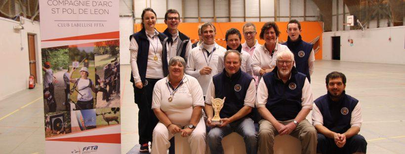 La Compagnie a remportée la 1ère édition du Trophée Marianne Grijol